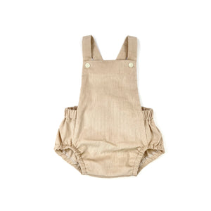 Fudge Baby Needlecord Short Romper