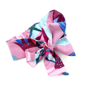 Bloom Large Bow Headband