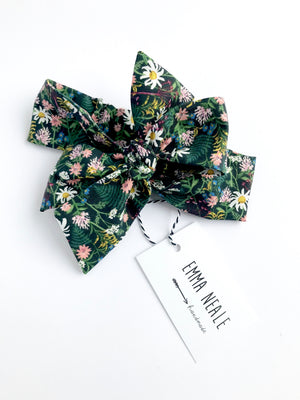 Wildflower Large Bow Headband