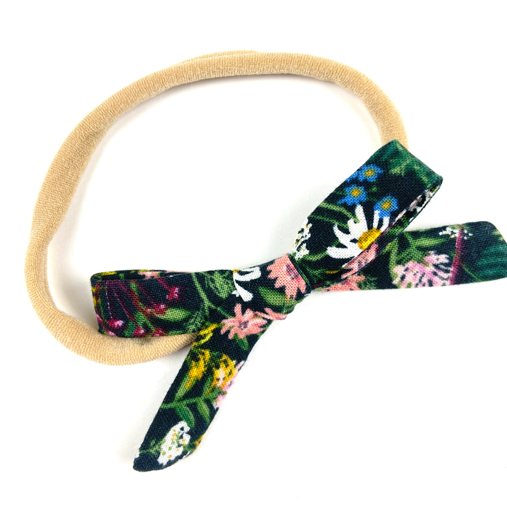 Wildflower Orla Bow Headband