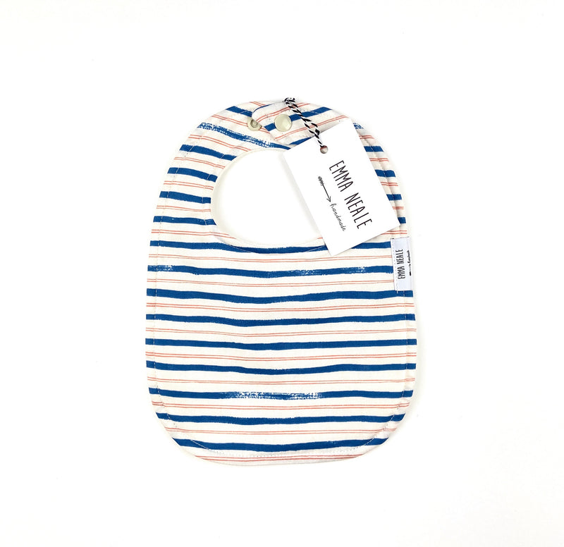 Stripe Traditional Bib