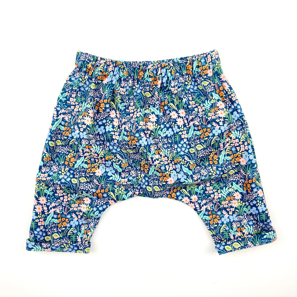 Blue Meadow Harem Trousers