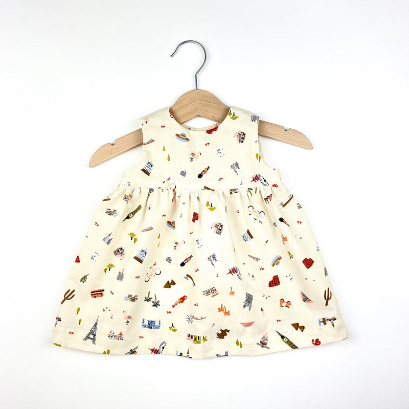 Little Explorer Dress
