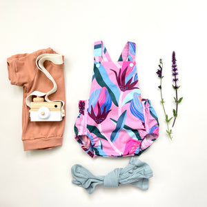 Bloom Short Romper