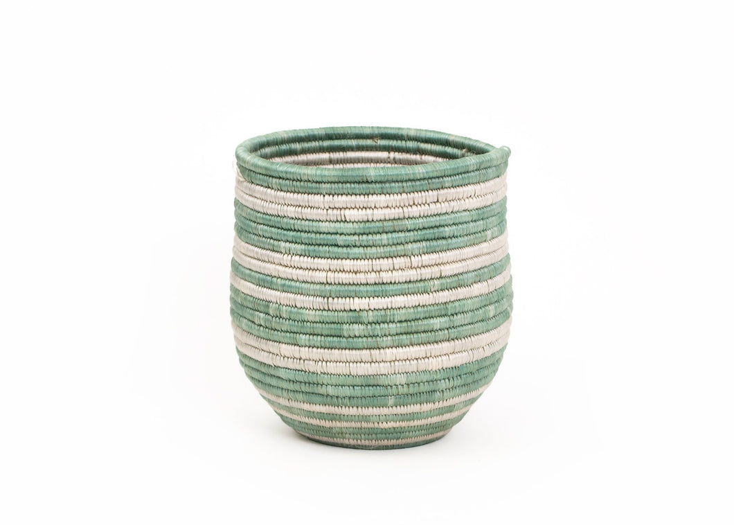 Bayou Striped Dunia Vase