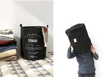 Load image into Gallery viewer, Waterproof Laundry Basket Big Capacity