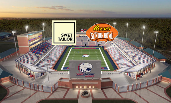 The Senior Bowl is Happening, and Sponsors are Flocking