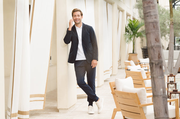Men's Work Outfit Ideas for Home