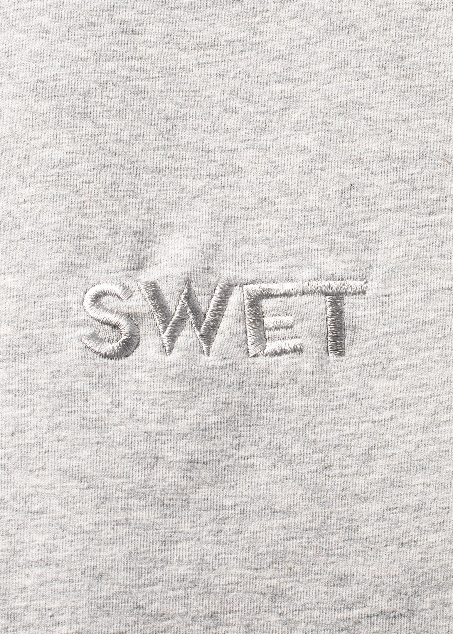 Lightweight Logo SWET-Shirt | Heather Grey