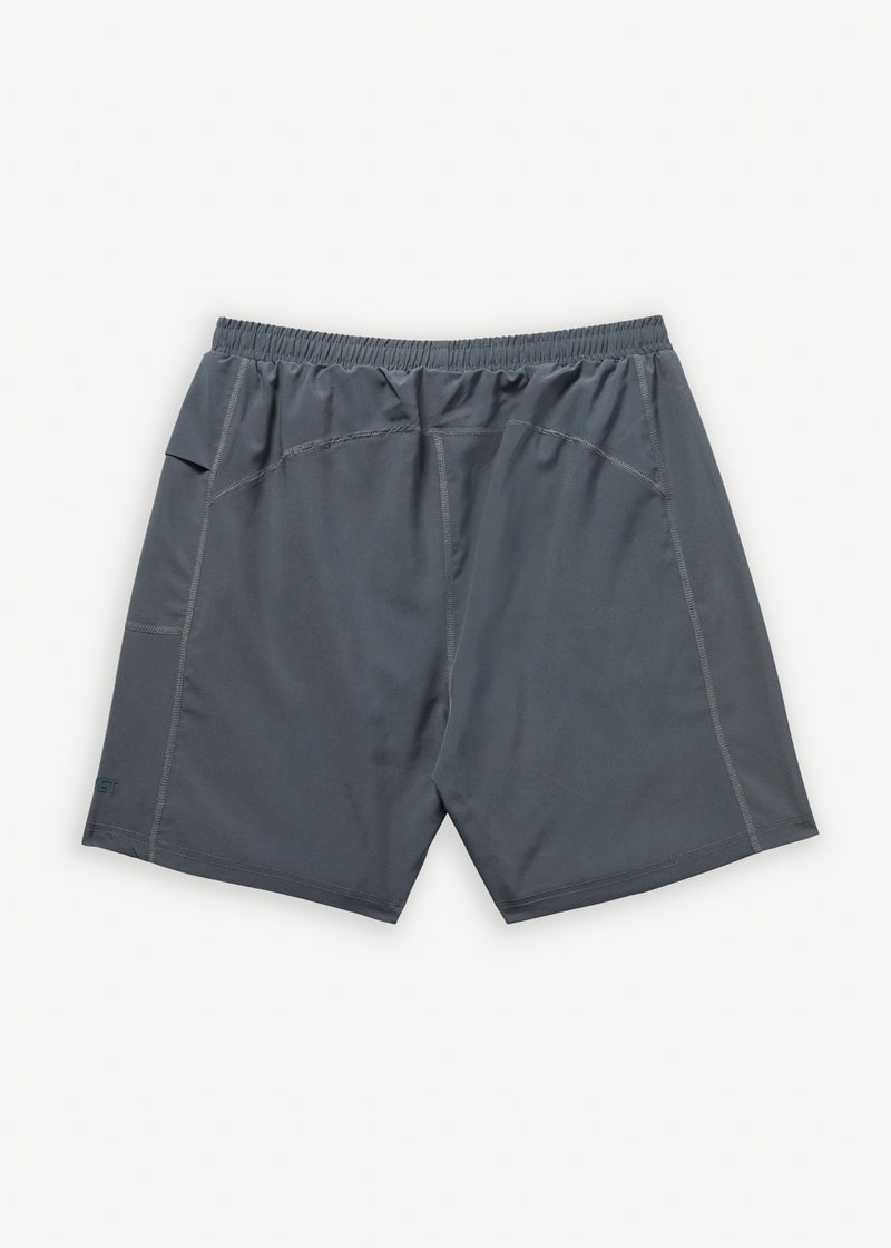 SWET Active Short | Ashe Grey