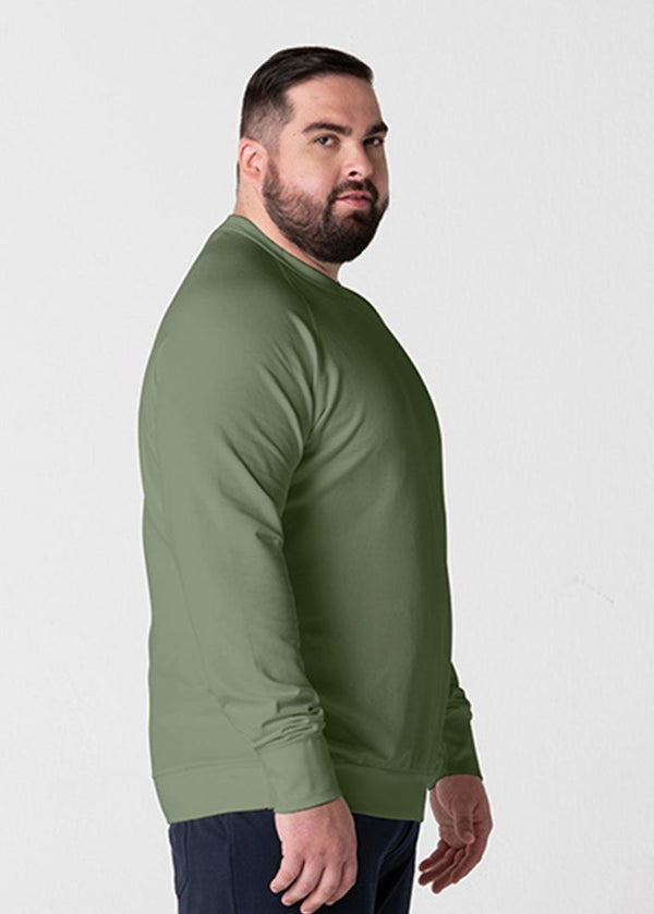 High & Mighty SWET-Shirt | Sage Green