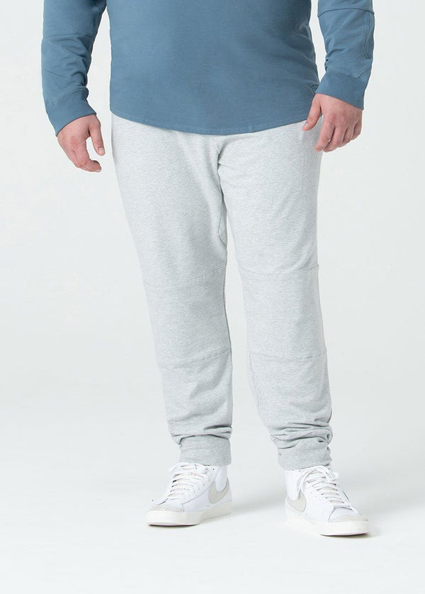 High & Mighty SWET Jogger | Heather Grey