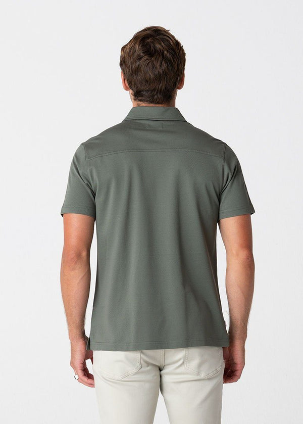 Pique Polo | Hunter Green