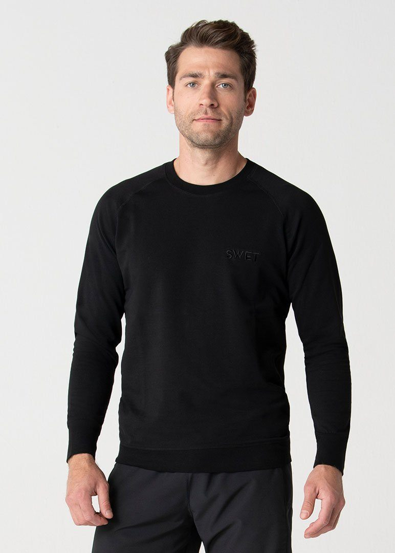 Lightweight Logo SWET-Shirt | Black