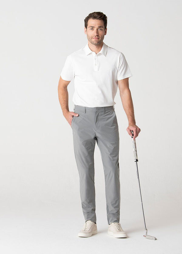 Voyager Trouser | Light Grey