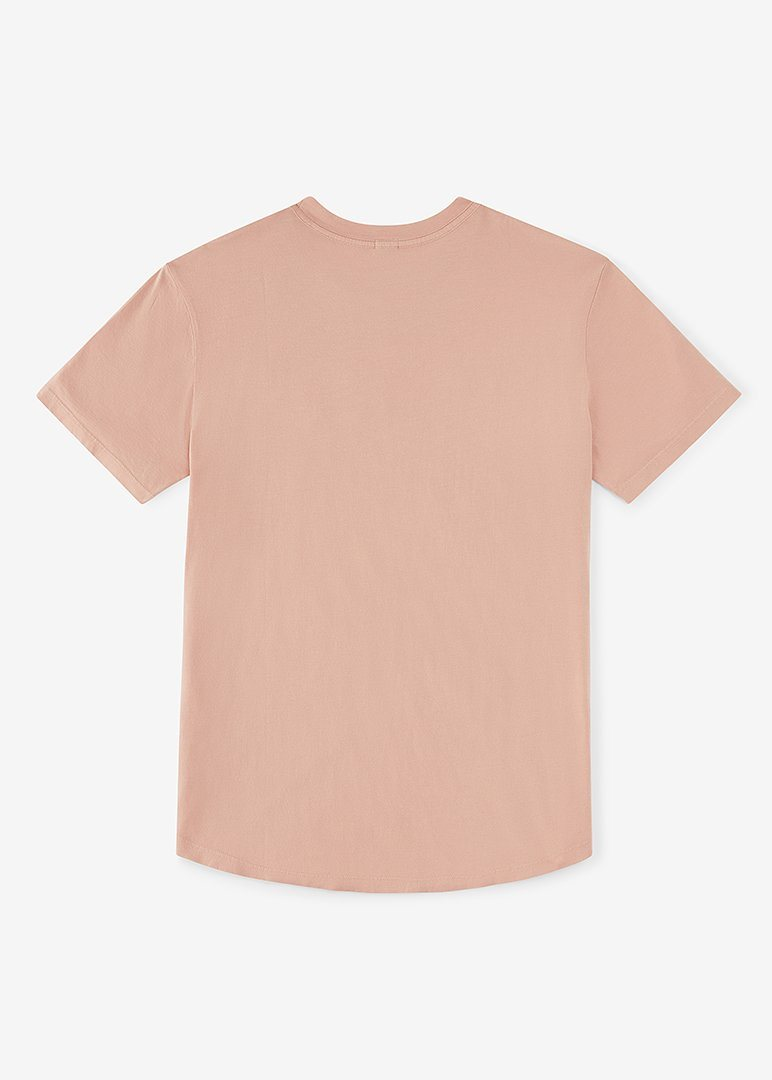 Softest T | Pearl Blush