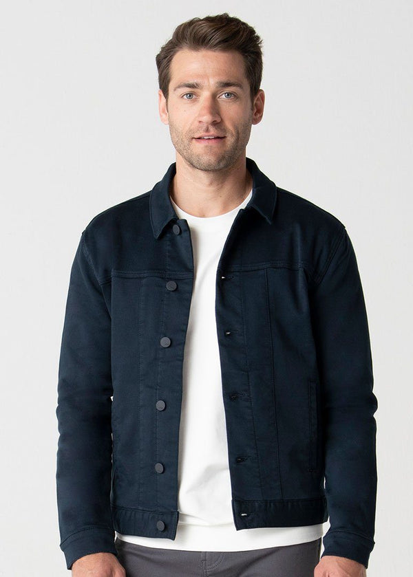 The Duo Jacket | Navy