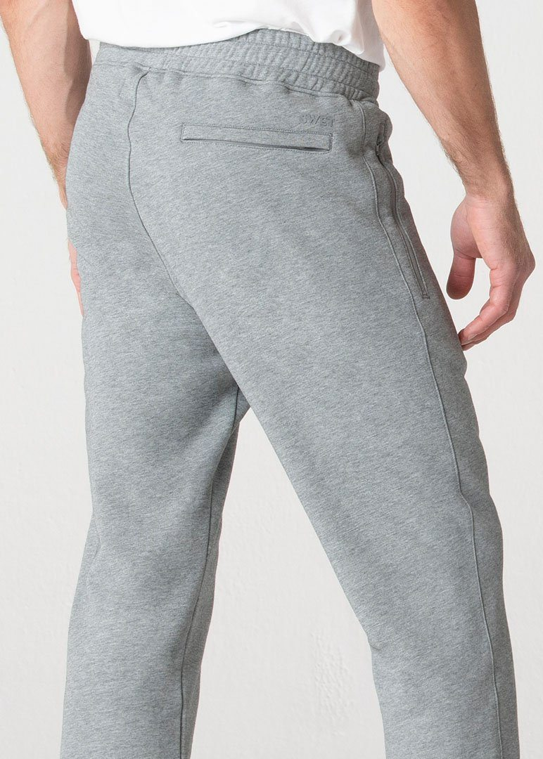 Relaxed Fit SWET-Pants | Heather Grey