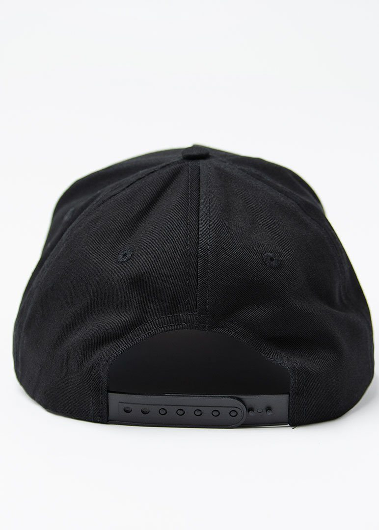 SWET Hat | Black with White Embroidery