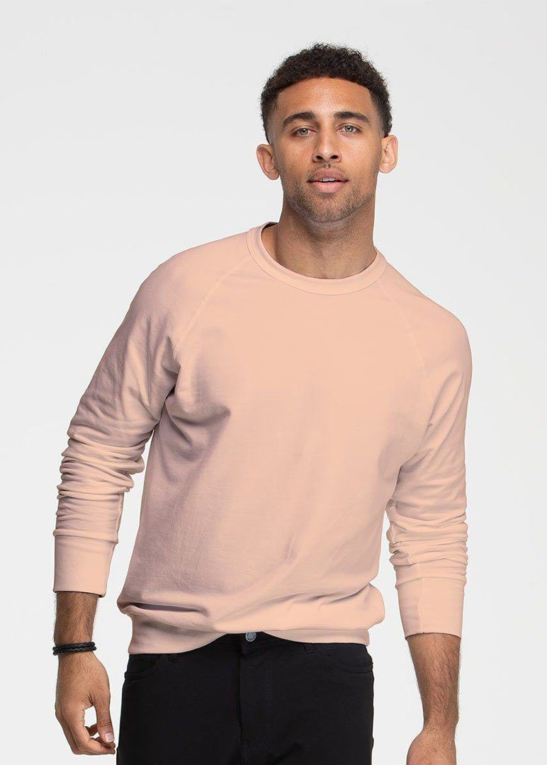 SWET-Shirt | Pearl Blush