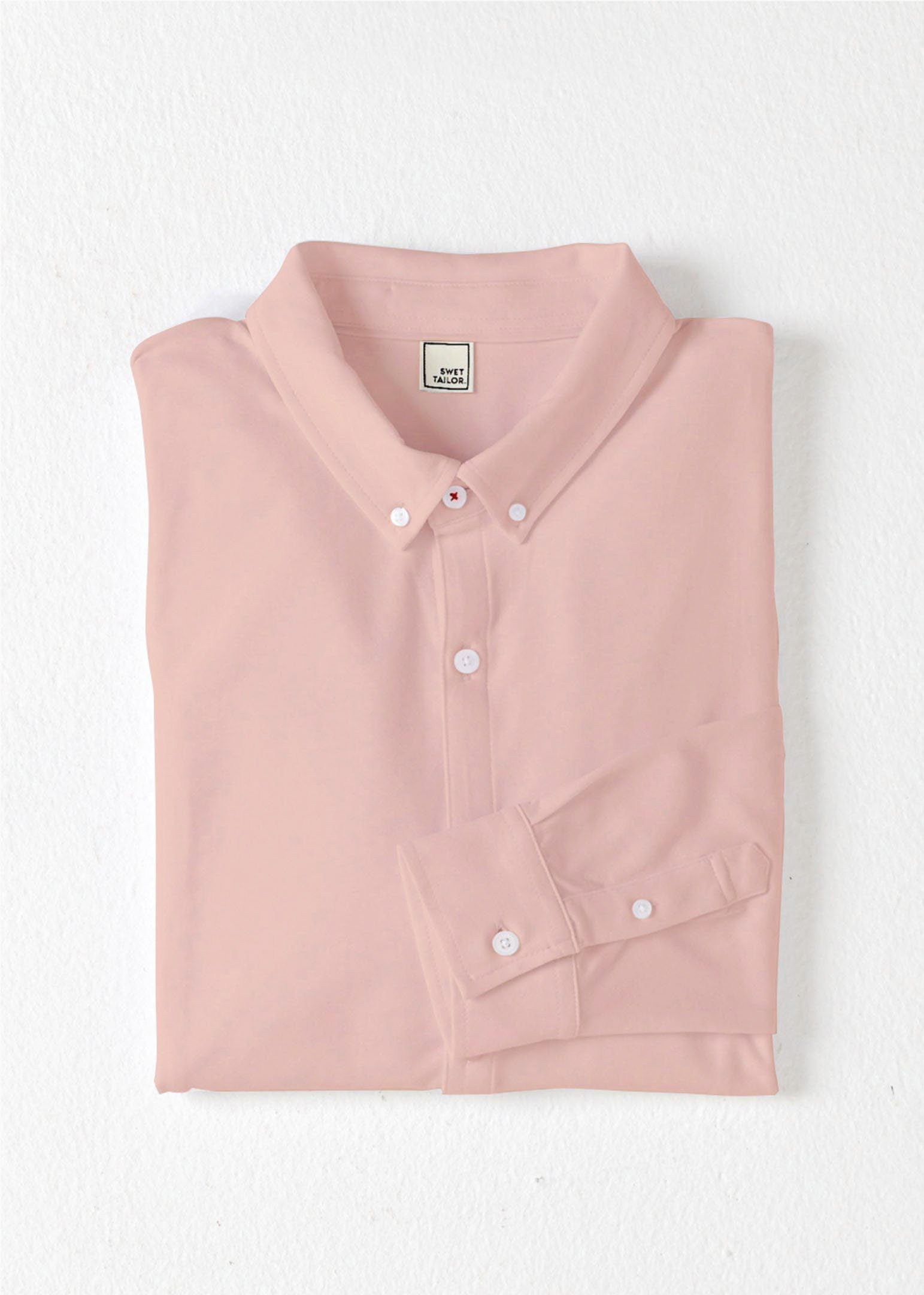 Mindful Shirt | Pearl Blush