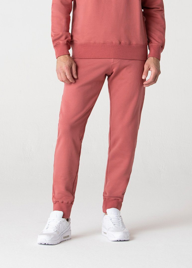 Relaxed Fit SWET-Pants | Salmon