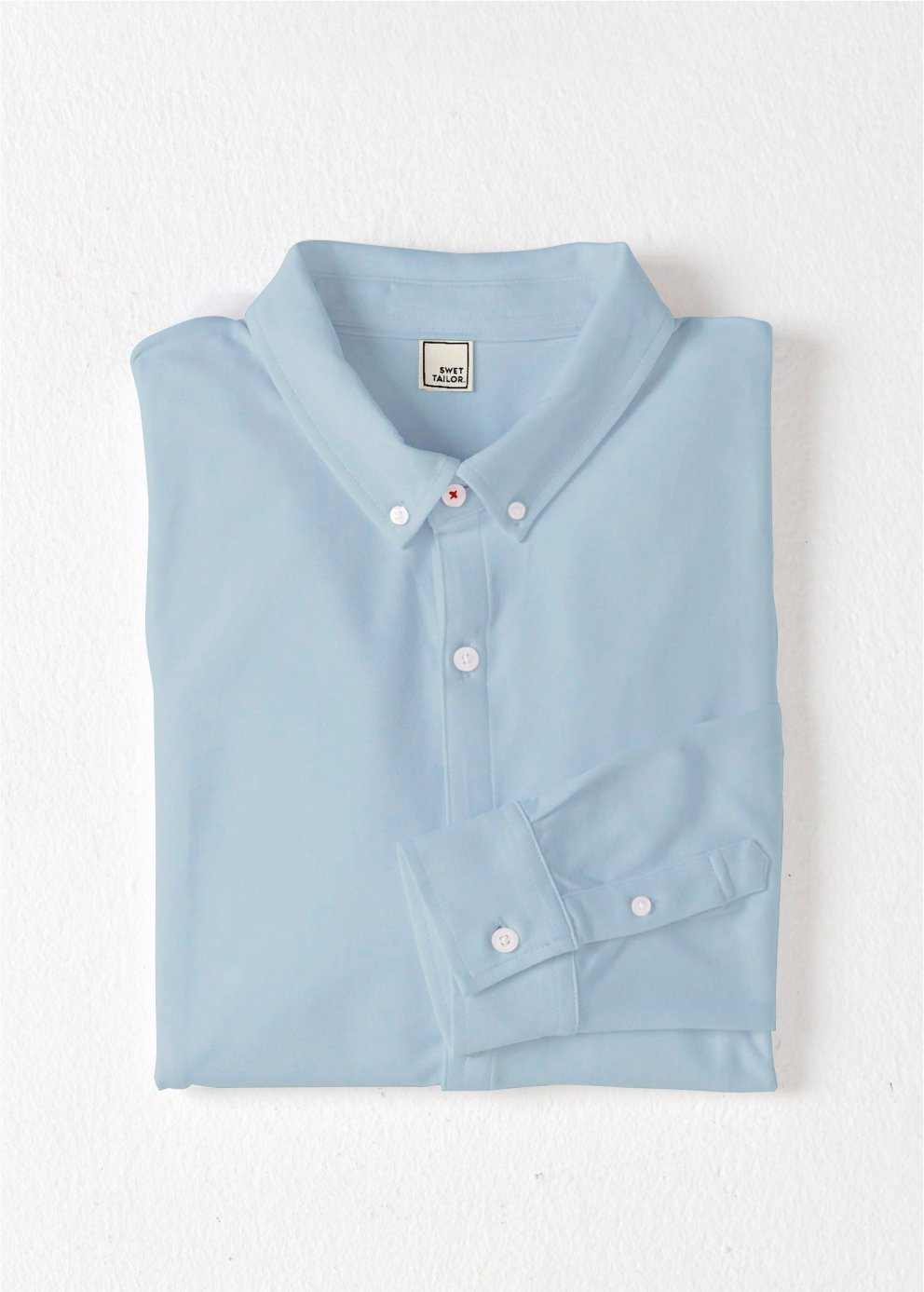 Mindful Shirt | Sky Blue