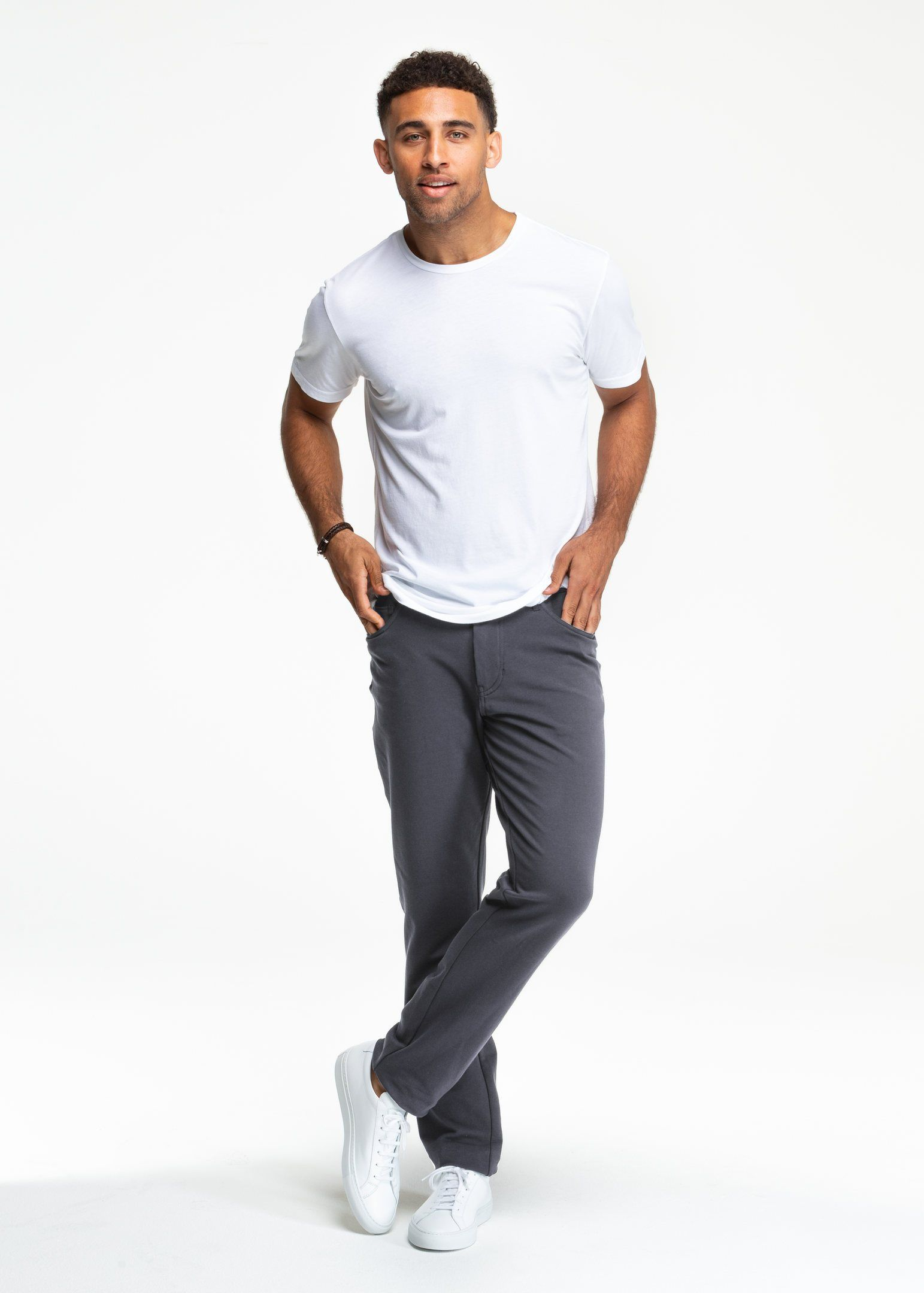 All-In Pants | Grey