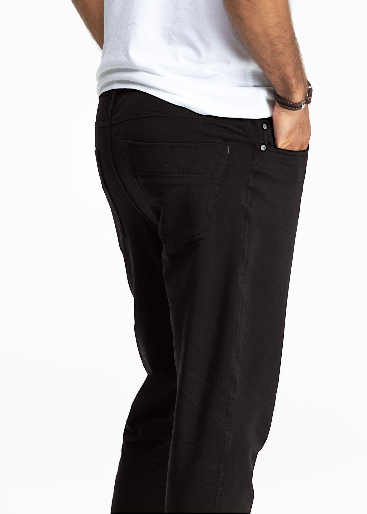 Test Pants | Black
