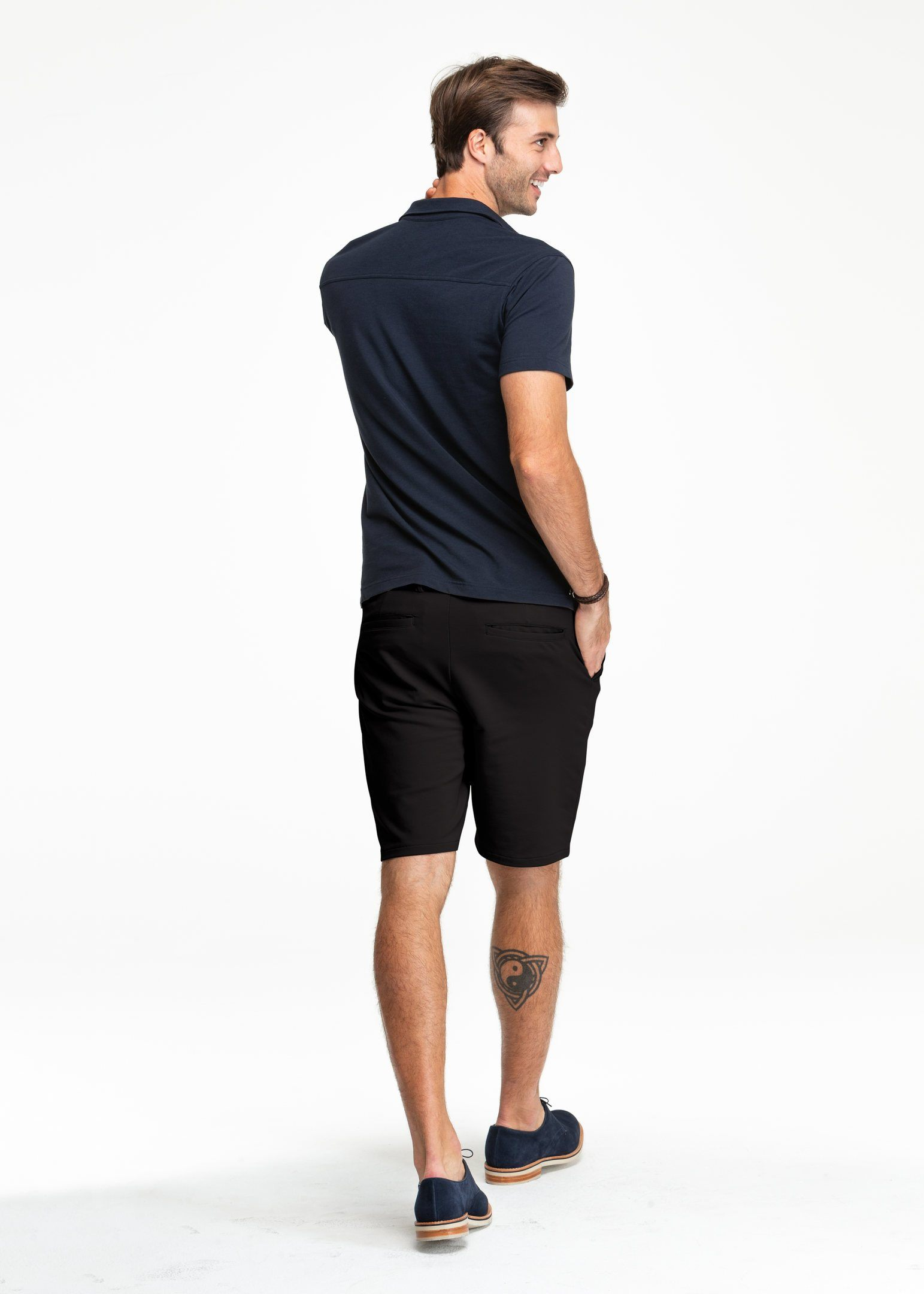 EveryDay Chino Short | Black