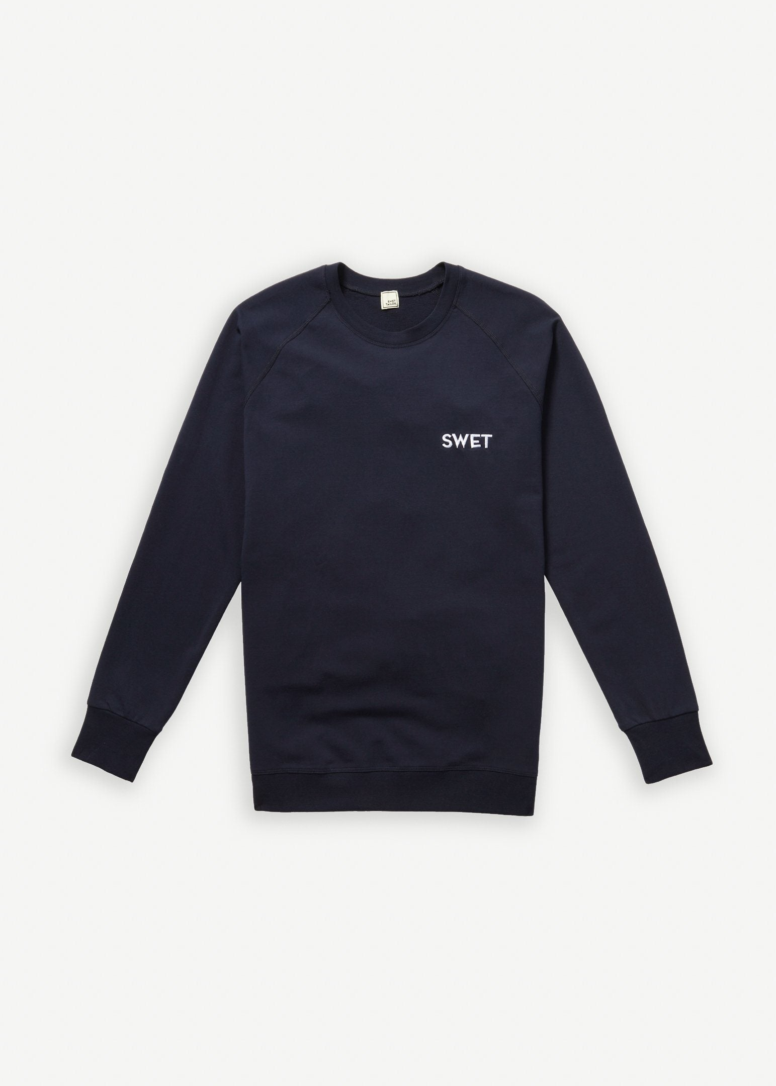 Lightweight Logo SWET-Shirt | Navy
