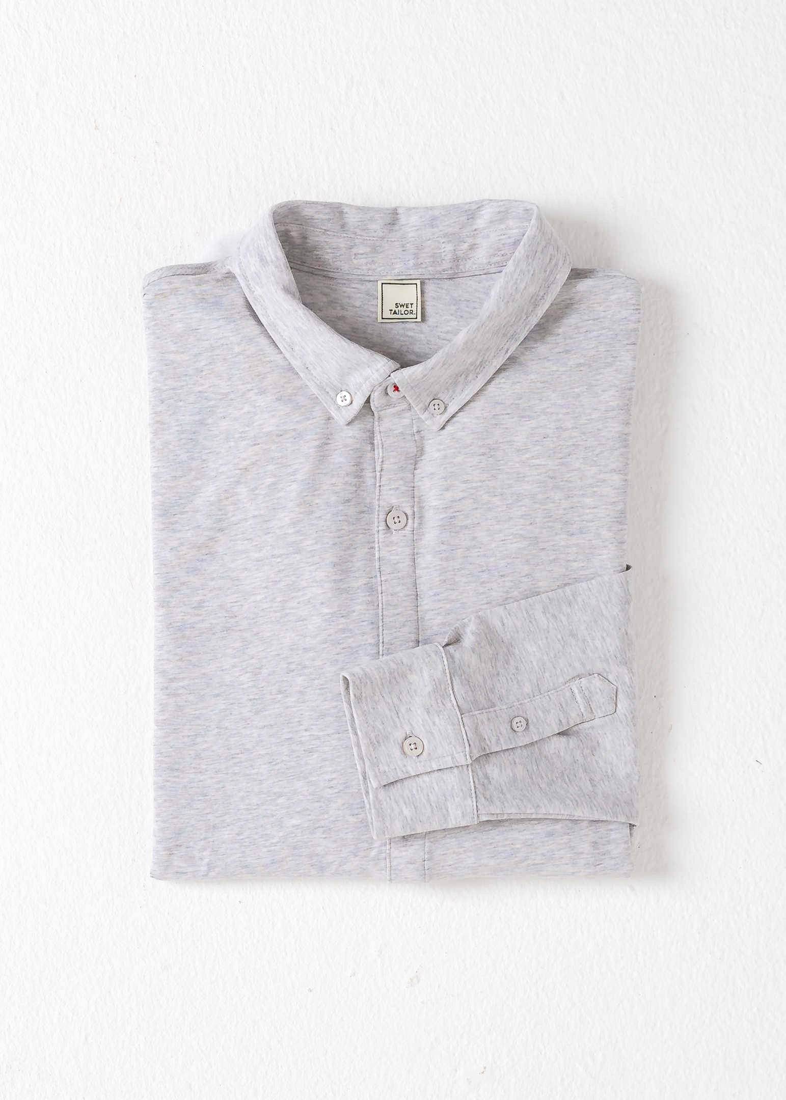 Mindful Shirt | Heather Grey