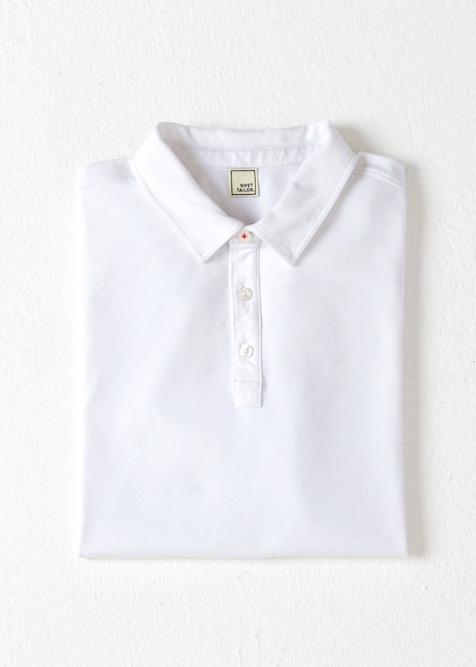All-In Polo | White