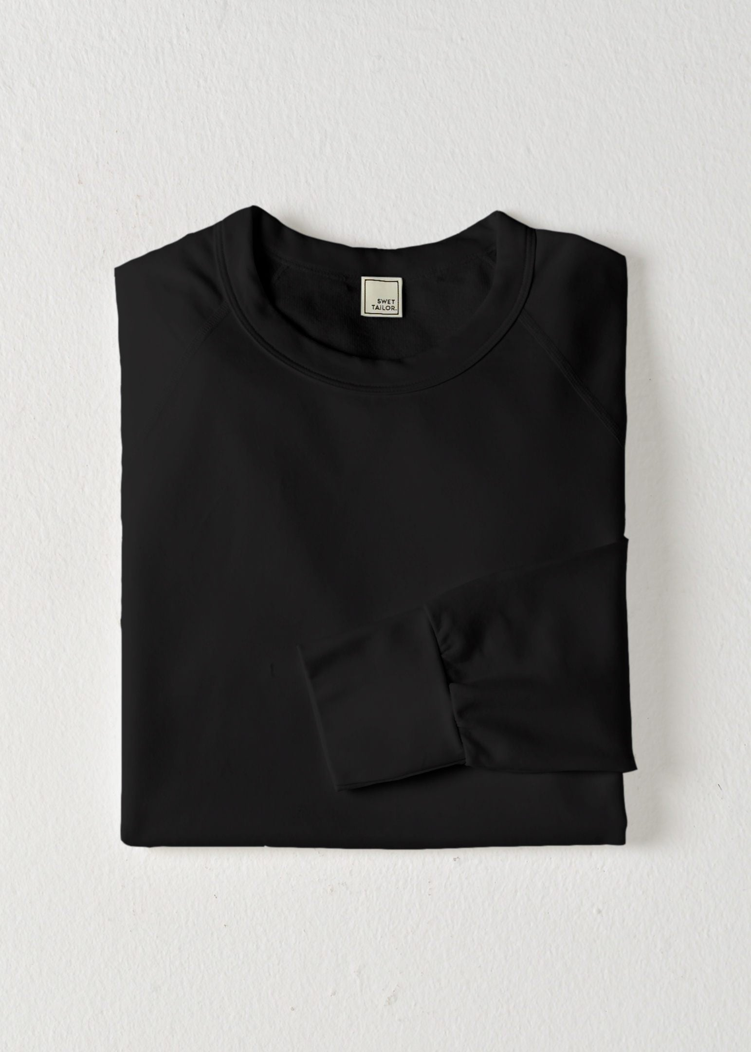 SWET-Shirt | Black