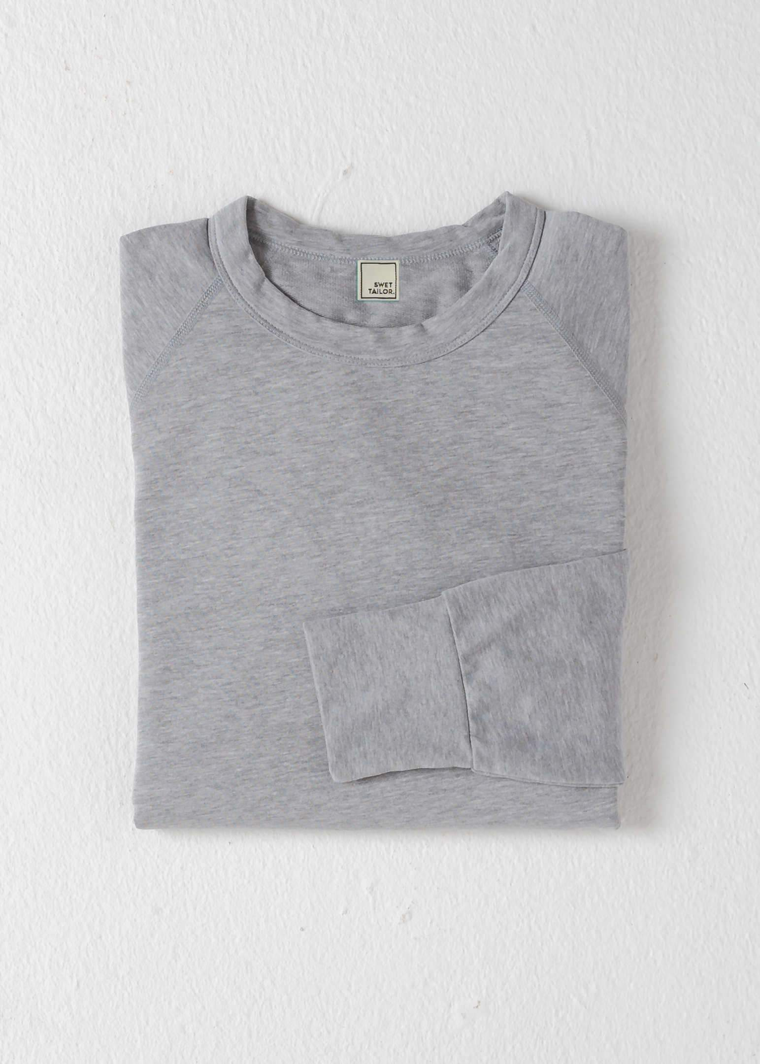 SWET-Shirt | Heather Grey