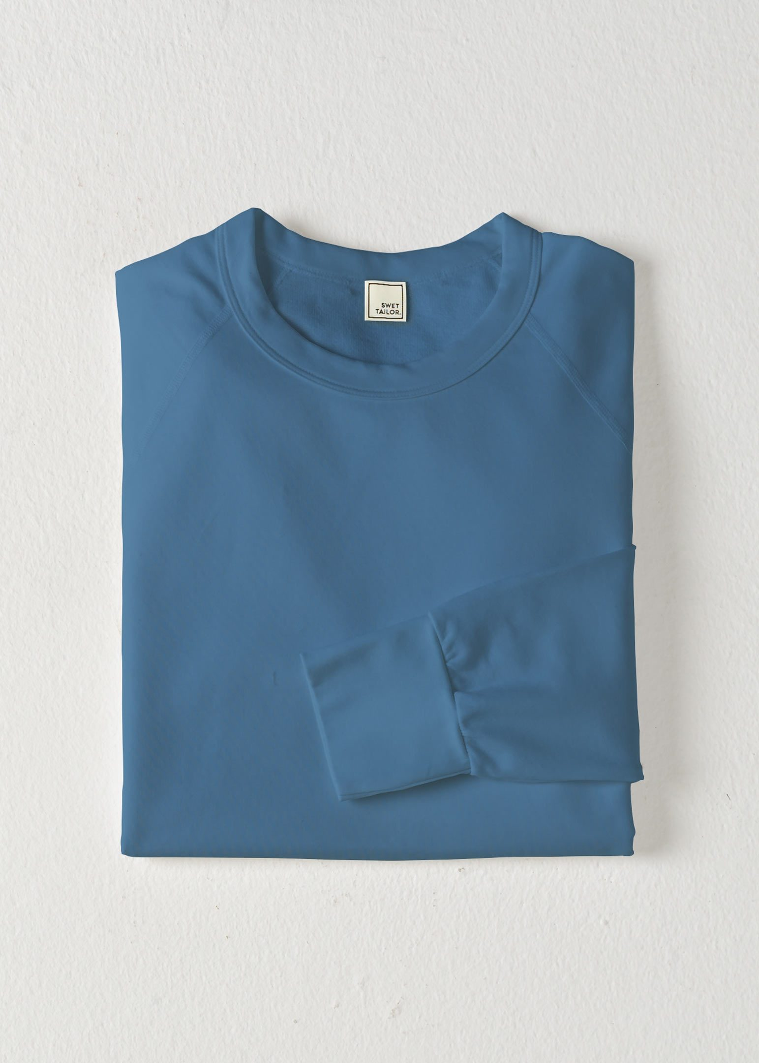 SWET-Shirt | Indigo Blue