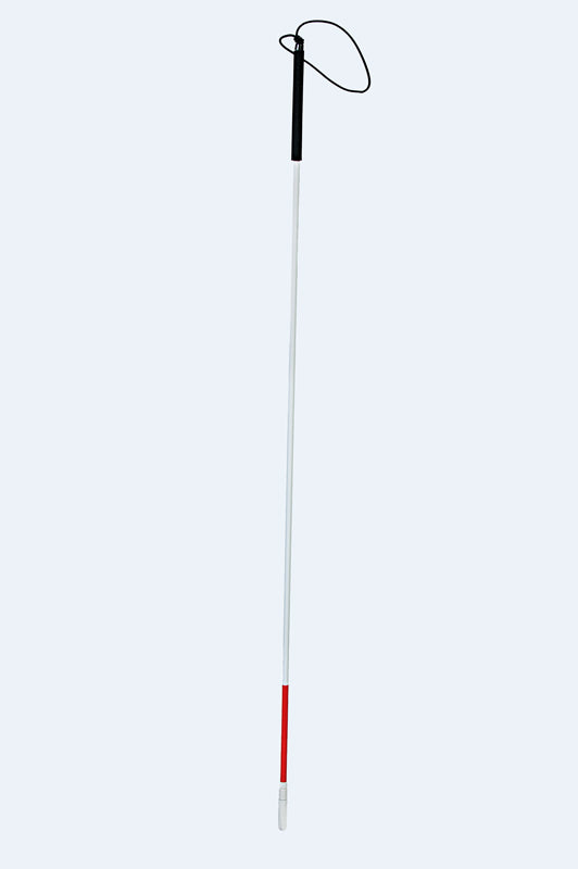 Slimline Graphite Mobility Rigid Cane - Standard Handle