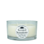 3 Wick  Candle - Scented Sensations
