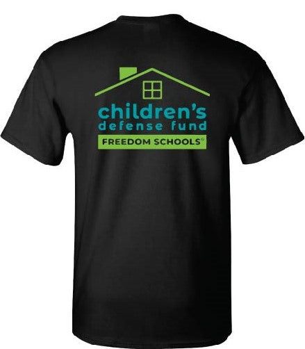 CDF Freedom Schools® 25th Anniversary t-shirt