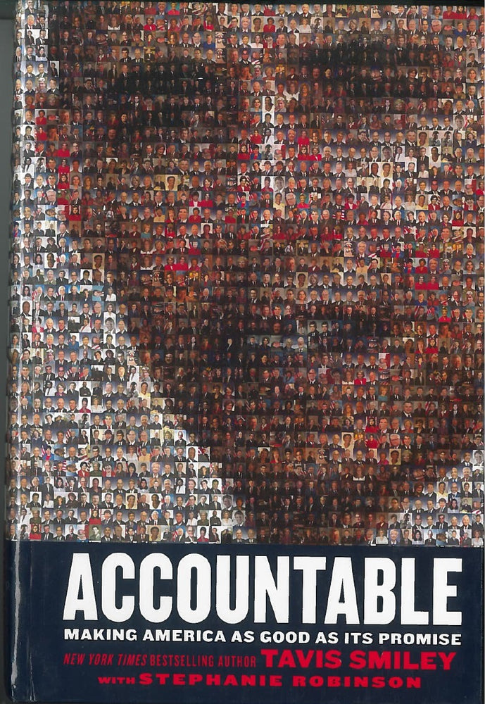 Accountable: Making America as Good as its Promise by Tavis Smiley with Stephaine Robinson