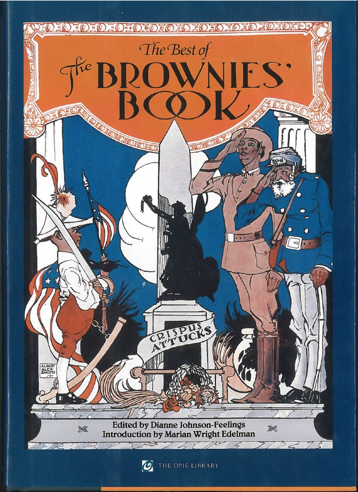 The Best of the Brownies' Book edited by Dianne Johnson-Feelings