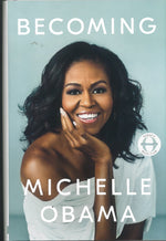 Becoming by Michelle Obama