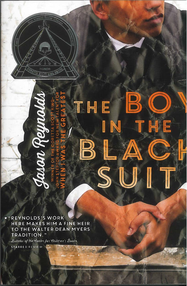Boy in the Black Suit by Jason Reynolds
