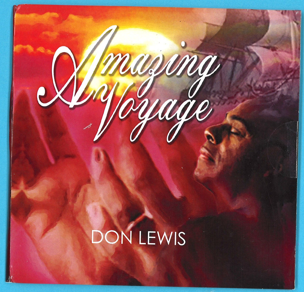 Amazing Voyage by Don Lewis CD of music