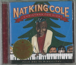 Christmas for Kids from One to Ninety-Two,  CD of music performed by Nat King Cole