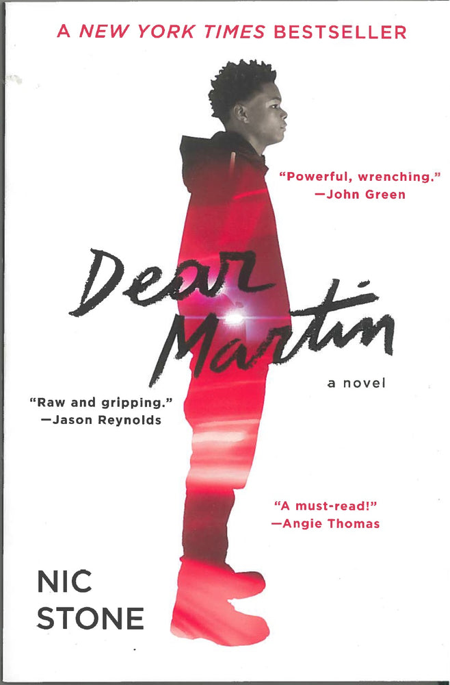 Dear Martin: A Novel by Nic Stone