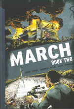 March: Book  Two by John Lewis, Andrew Aydin, and Nate Powell