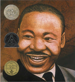 Martin's Big Words: The Life of Dr. Martin Luther King, Jr. by Doreen Rappaport, illustrated by Bryan Collier