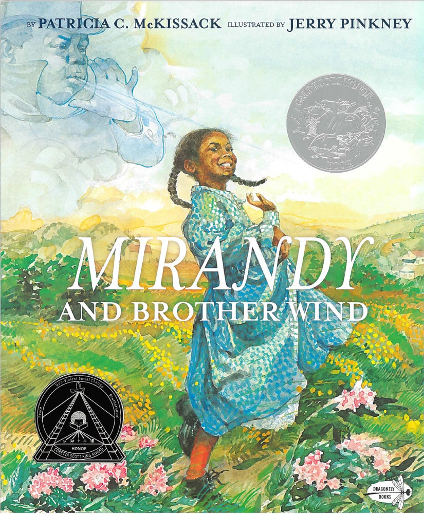 Mirandy and Brother Wind IN HARD COVER by Patricia C. McKissack, illustrated by Jerry Pinkney