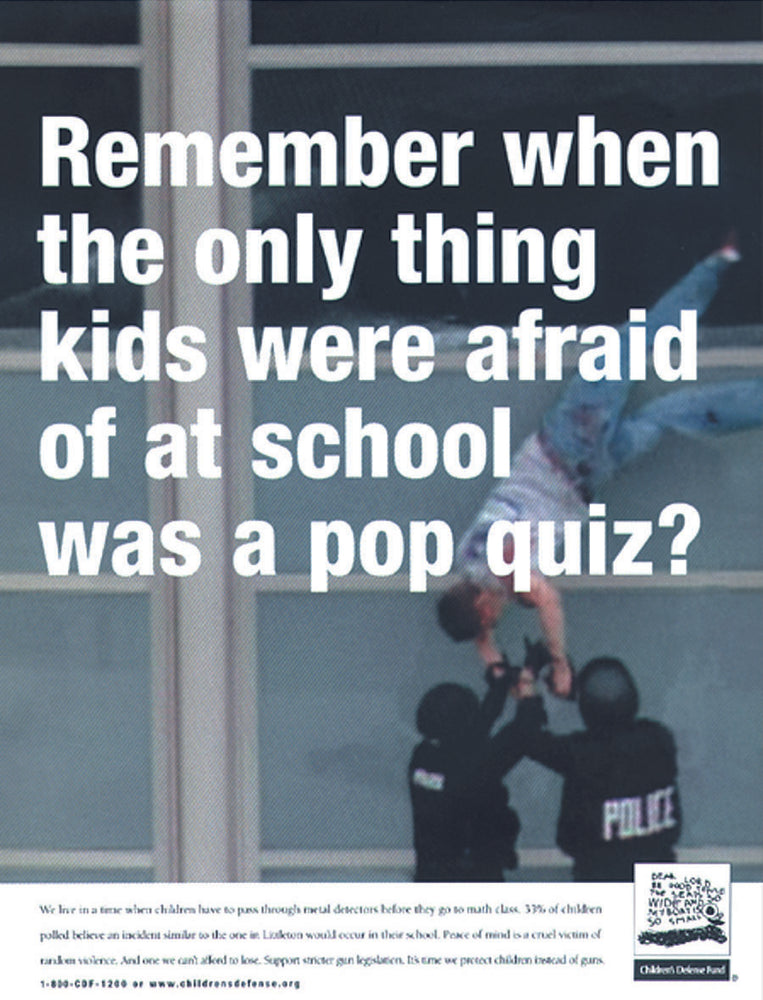 Afraid of a Pop Quiz? Poster